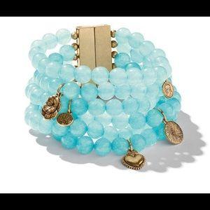 CAbi azul bracelet